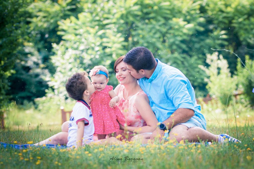 Maria si Andrei – Sesiune foto de familie